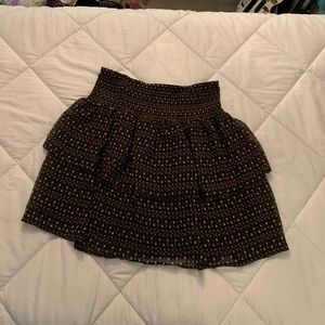 Old Navy Skirts - Old navy printed tiered skirt very pretty L
